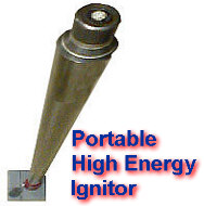 NAO High Energy Portable Ignitor -- Standard Lengths to 10'  Custom Lengths Available -- 3000' Unit for North Slope ALASKA
