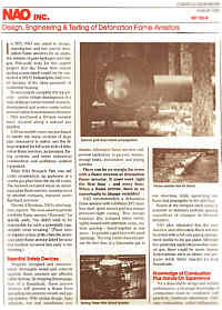 RP 92-8 Chemical Equipment - August 1992 - Design, Engineering & Testing of Detonation Flame Arrestors 2 Pages